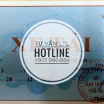 Thủ tục xin phù hiệu xe tải 3,5 tấn 2017 Tp Hồ Chí Minh