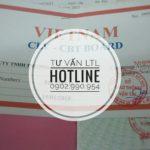 Giấy phép liên vận Việt Nam Campuchia