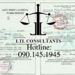 Dịch vụ làm work permit cho người nước ngoài 2018